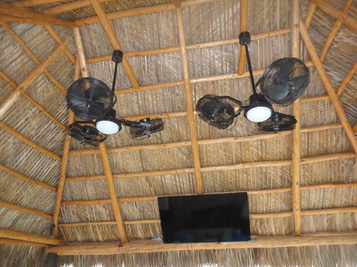 Tri Mist Misting Cooling Celling Fans The Misting Stoe